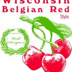 "Over a pound of Door County Cherries in every bottle makes this beer uniquely ""Wisconsin."""