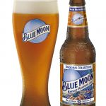 Blue Moon Harvest Pumpkin Ale is crafted with a generous bounty of autumn flavors such as vine-ripened pumpkin, allspice, cloves, and nutmeg for a taste reminiscent of freshly baked pumpkin pie.