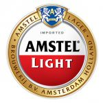 Made from the finest malted barley, carefully chosen hops, yeast, and water. Amstel Light contains less calories than a regular beer because it contain less carbohydrates.  95 calories never tasted so good.