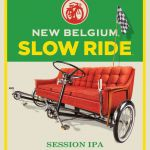 SLOW RIDE SESSION IPA is up for this easy-going challenge, starting with a pour of sheened gold and plenty of fluffy, white foam. A blend of eight hop varieties, led by exotic Mosaic and Nelson Sauvin, twist together brilliant tropical scents of melon, peach, lime and grapefruit for a vividly fruity aroma.